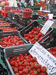 Le marché de Riga par anniedalbera (CC-BY-NC-SA)