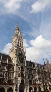 Mairie de Münich (neues Rathaus)